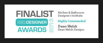Kitchen and Bathroom Design Industry - Dean Welsh Award