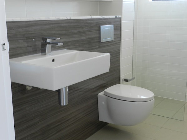 Concealed Cisterns Give Bathrooms A Clean Lined Look