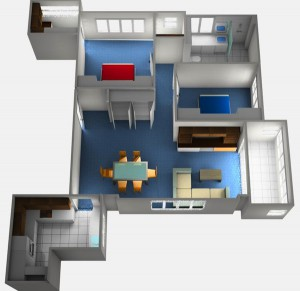 Custom Apartment Design